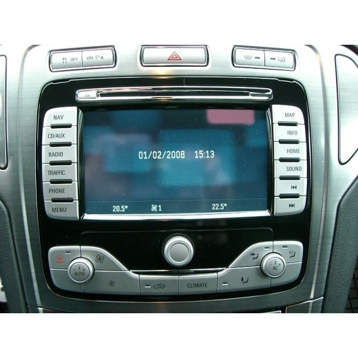 NEW Ford NX Navigation Map DVD 2018 Sat Nav Disc Update