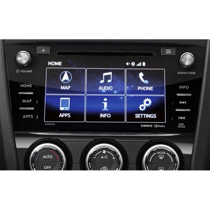 how to update mazda navigation card