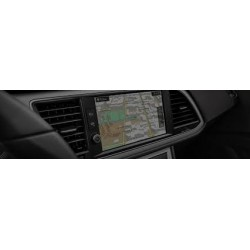 NEW 2019-2020 Seat Navigation System PLUS Europa SD card map