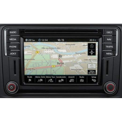 NEW 2020 VW Volkswagen DISCOVER MEDIA AS Navigation SD CARD V12  SAT NAV MAP UPDATE
