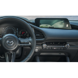 New Mazda 3 Widescreen Navigation Map