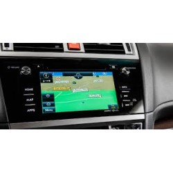 NEW SUBARU NAVIGATION MICRO SD CARD SAT NAV MAP 2018-2019 EUROPE