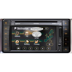 NEW TOYOTA NAVIGATION TNS 350 SD CARD SAT NAV MAP UPDATE 2017