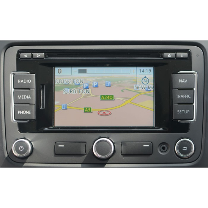 New 2018 Volkswagen RNS 315 SD Card Navigation V10 AZ SAT NAV MAP UPDATE