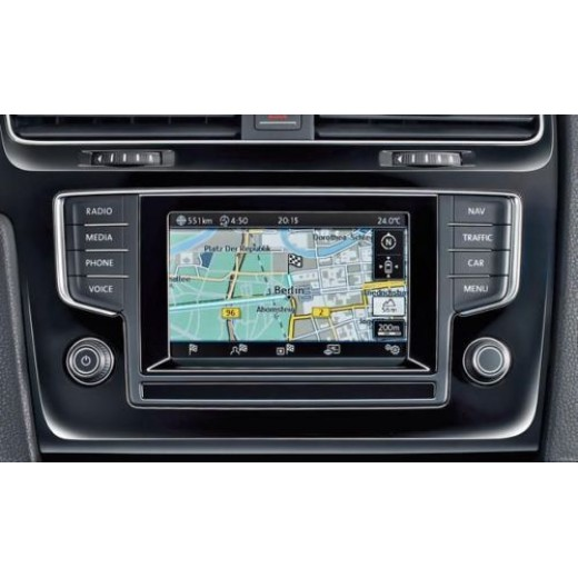 NEW VW Volkswagen DISCOVER MEDIA V10 Navigation SD CARD 2018 LATEST SAT NAV MAP UPDATE