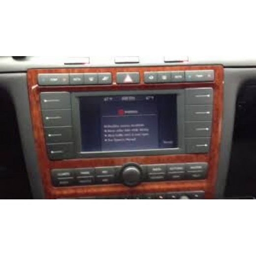 New Volkswagen Phaeton Navigation sat nav update 2015 CD DISC