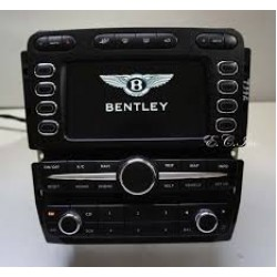 New Bentley Navigation sat nav map update disc  CD 2015
