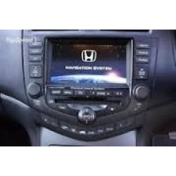New Honda V2.11 Navigation sat nav DVD disc non voice recognition system 2012