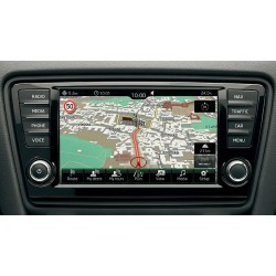 NEW 2019-2020 SKODA OCTAVIA YETI GEN1 MIB1 SD Card Sat Nav Navigation Map Europe 5E0051236G