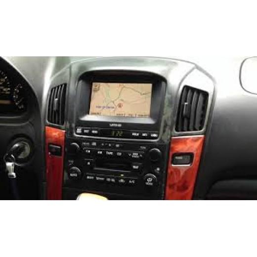 New 2018 Lexus Navigation DVD E1G generation 3-5 disc sat nav map update