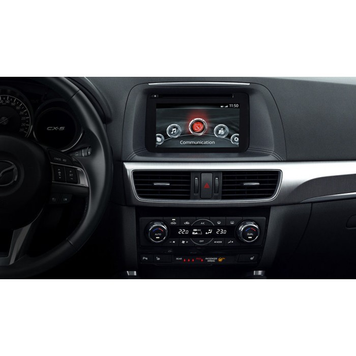 mazda skyactive connect sd card  navigation map