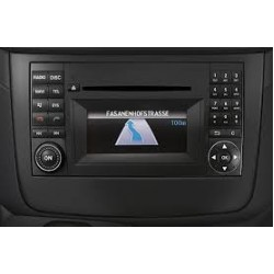 NEW MERCEDES NTG2 AUDIO 50 APS NAVIGATION  SAT NAV MAP UPDATE DISC 2016