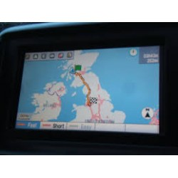New Mitsubishi Navigation SAT NAV Map Update Disc for MP8000 MP8000 MP8100 MP8200 MC8210