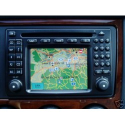 NEW MERCEDES DX NAVIGATION MAP SAT NAV UPDATE CD 2014