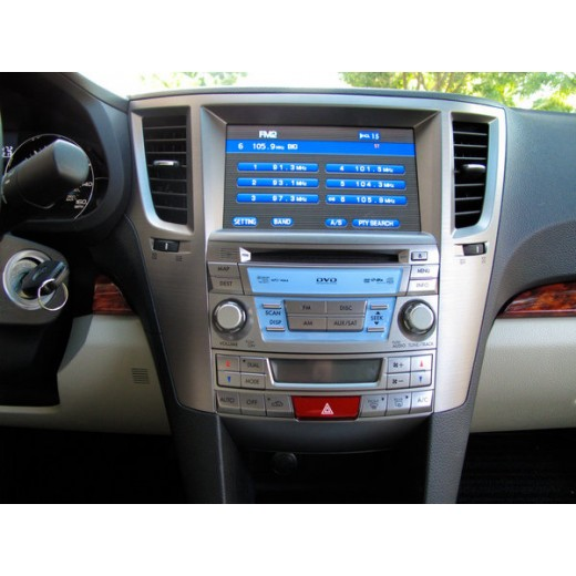 New Subaru Core 2 Navigation Sat Nav Dvd Update Map Disc