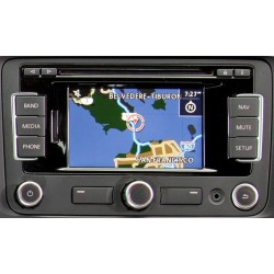 NEW SKODA AMUNDSEN (Blaupunkt FX v4.0) 2013 navigation sat nav map update CD